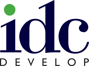 IDC Develop Logo